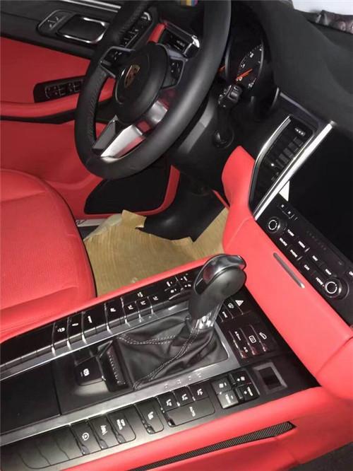 星创星 上海17款保时捷Macan性能强劲 舒适豪华车首选