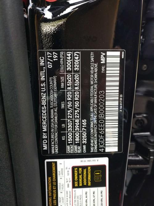 众顺 2018款美规GLS450展厅现车特惠 配置手续齐全