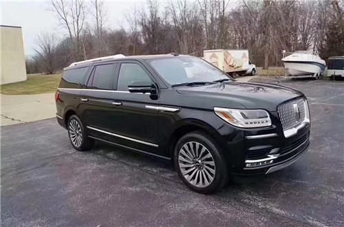 2018款林肯领航员经销商大促 豪华车型报价下调 永大裕泽