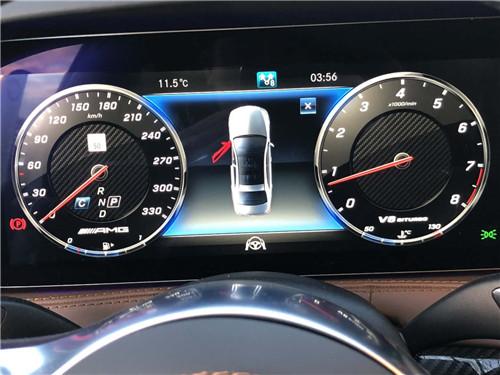 天津海路丰 18款奔驰S63L参数配置详情 进口现车在售