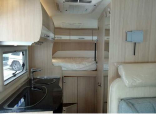 2016款德版宾仕盾726豪华房车卖点多 详细配置介绍 天津华夏
