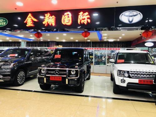 金翔国际 进口巴博斯G500越野车 高配低配齐全