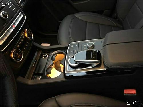 18款GLS550配置包可选 港口双十一购车节优惠力度大 天津锦驰