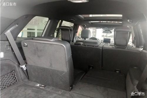 美规GLS450配置行李架 P01包具体有什么