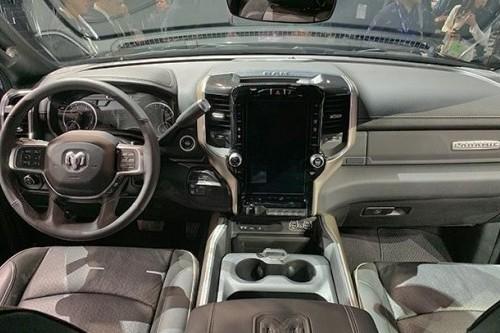 2019北美车展:道奇Ram2500/Ram3500亮相 外观旷野配置升级