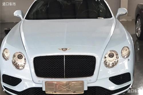 上海17款欧陆GTC配置丰富全国热卖  志如汽车