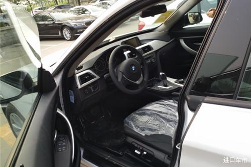 宝马3系GT成交价多少 配置上多处提升 上海星创