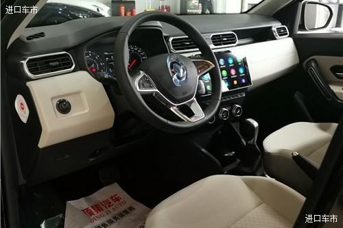 上海嘉定 2019款雷诺Duster达斯特超高性价比 最新行情