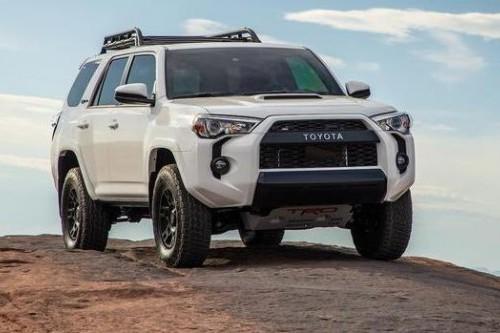 2020年款丰田4Runner评测 性能表现还可以 价格估计不会有什么变化