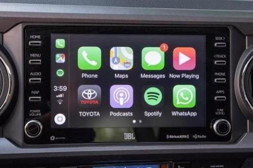 试驾2020款丰田Tacoma 小改变帮助这款中型皮卡具有更佳的表现